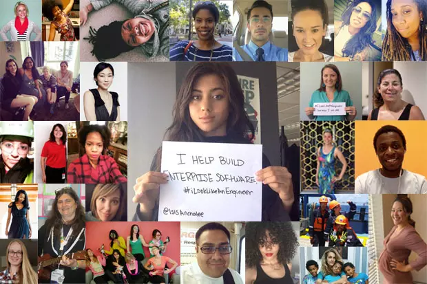 Selfies for Science: How #ILookLikeAnEngineer Broke the Internet and What Future Hashtags Can Learn
